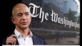 EXPLAINED: How Amazon and Jeff Bezos Buys Off Politicians and the Media