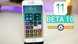 iOS 11 Beta 10 - The Final Beta?