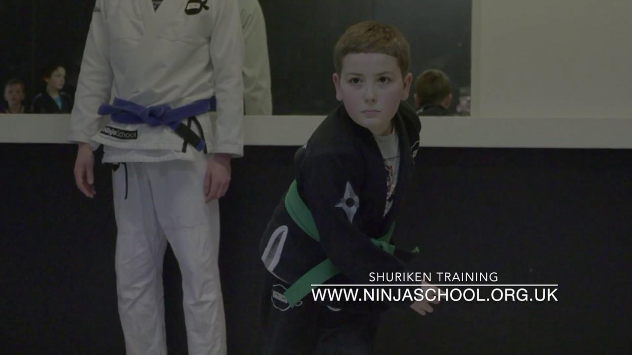 Ninja School   Shurikens