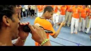 Molejo No Corpo - Origem Negra - Festival Capoeira Nantes