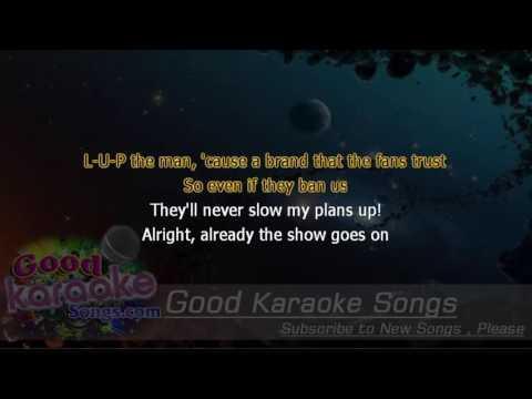 The Show Goes On -  Lupe Fiasco (Lyrics Karaoke) [ goodkaraokesongs.com ]