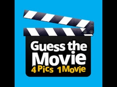 Guess The Movie 4 Pics 1 Movie - Level 8 Answers
