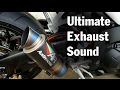 Ultimate Exhaust Sound Aprilia Tuono V4- Arrow, Akrapovic, Austin Racing,  HP Corse, SC Project