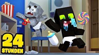 24 STUNDEN ALS BABYS! - Minecraft [Deutsch/HD]