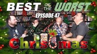 Best of the Worst: RepliGATOR, Johnson Family Christmas Dinner, and Alligator