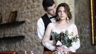 Best Wedding Video! Свадебный клип Андрея и Насти. Херсон (стедикам)