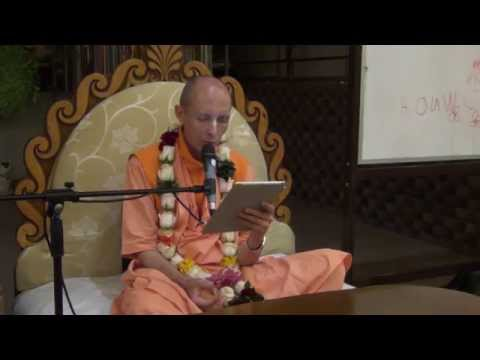 Бхагавад Гита 12.20 - Бхакти Ананта Кришна Госвами
