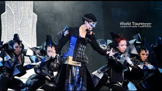 Li Yuchun (ChrisLee)-李宇春-2012Wild World Tour疯狂世界巡演- Concert