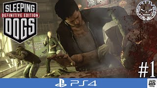 SLEEPING DOGS #1 - SOMOS O NOVO JACKIE CHAN  (PS4) 1080 HD