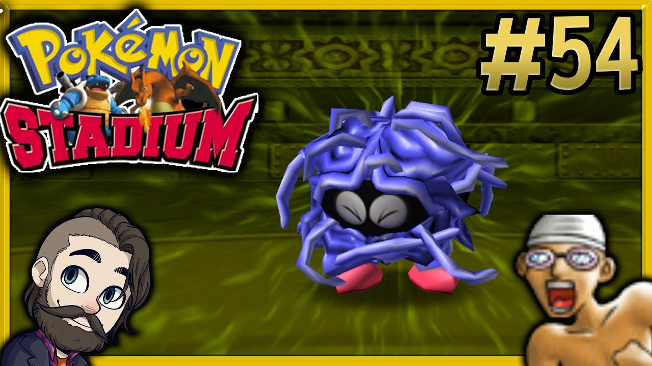 This Game CHEATS! ▶ Pokemon Stadium Gameplay ? Part 54 - Let's Play Walkthrough