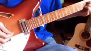 COVER: The Smiths - William It Was Really Nothing - Rickenbacker 12