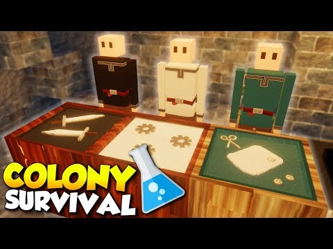 colony-survival---advancing-with-science!---colony-survival-gameplay-&-update