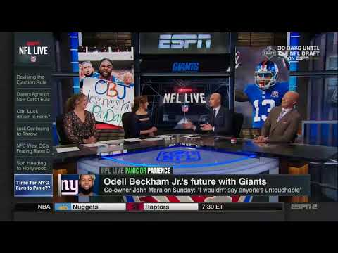 NFL Live (March 27, 2018)Analysts break down the latest news in the NFL...
