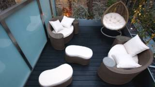 Roof Terrace Project: Urban Roof Gardens, London Bridge, London