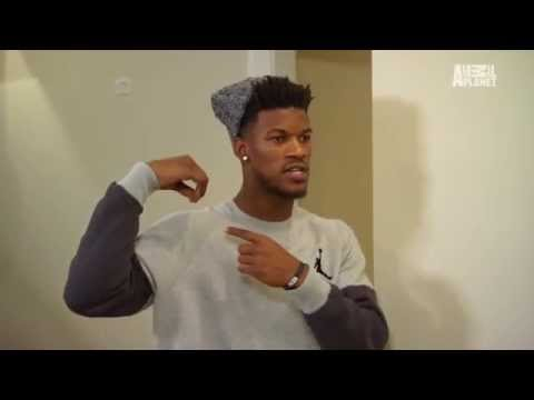 Jimmy Butler Wants a Special Tank