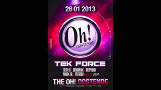 Dr Phunk Live @ The Oh! Oostende 26.01.2013