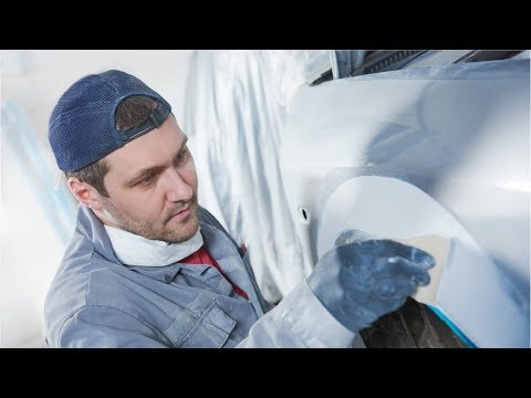 What Automotive Body And Glass Repairers Do