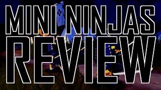 Mini Ninjas review