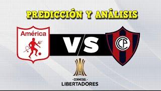 AMERICA DE CALI vs CERRO PORTEÑO (0-2) Resumen y Goles HOY - Copa Libertadores 2021