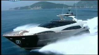 Maxi boat : Nouveau Riva 92 Duchessa