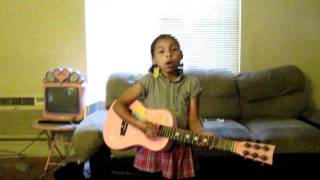 "Jazlyn Fox ""What Are You Talkin About"" (Dani Shay Cover)"