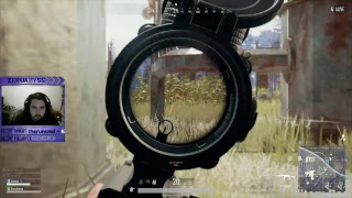 ZeroAbyss Plays Games - 6/13/18 - PLAYERUNKNOWN