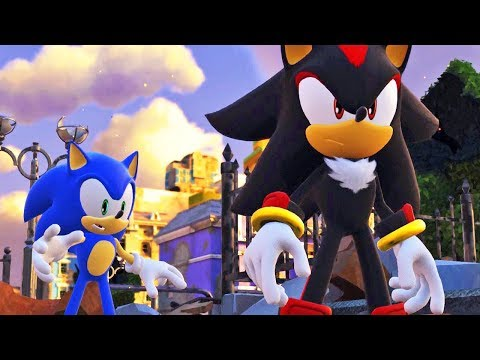 Sonic Forces #04: Fake Shadow
