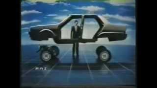 FIAT Regata -1983- L'auto piena di si- -Spot