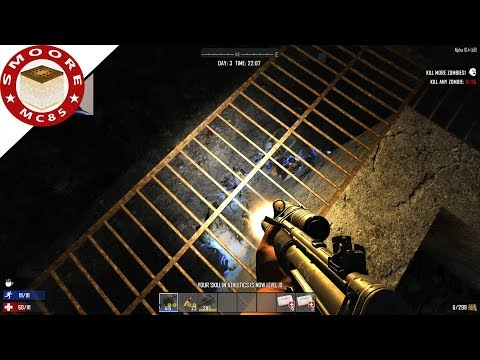 Zombie Filtering System | 7DTD GNAMod Horde Mode | E13