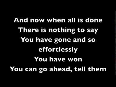 James Arthur - Impossible Lyrics mp3