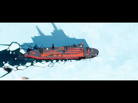 Nuclear icebreaker fleet