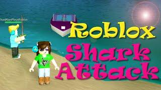 ROBLOX Hai-Attacke mit Tschad