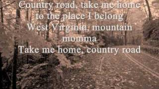 """Take Me Home Country Roads"" by Atticus (Lyrics)"