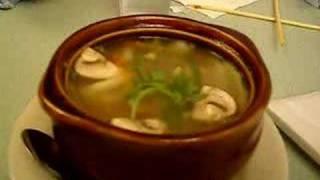 Paul And Tamarind Fish Soup