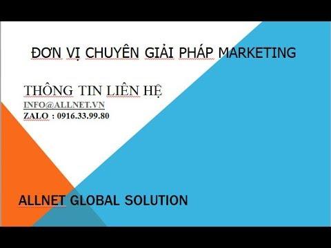 Giải pháp marketing online quảng cáo facebook cho doanh nghiệp