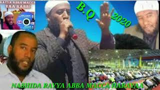 Nashiidaa Ustaz Rayya Abba Macca Vol.33FFaa Full HD 1441/2020
