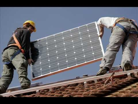 photovoltaik 2011 expertengespr ch mit barbara rudek sharp solar youtube. Black Bedroom Furniture Sets. Home Design Ideas