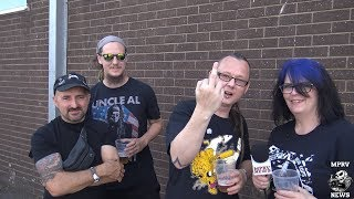 LEECH BLEEDERS - Interview & Live - Punks News for Punx! - MPRV News