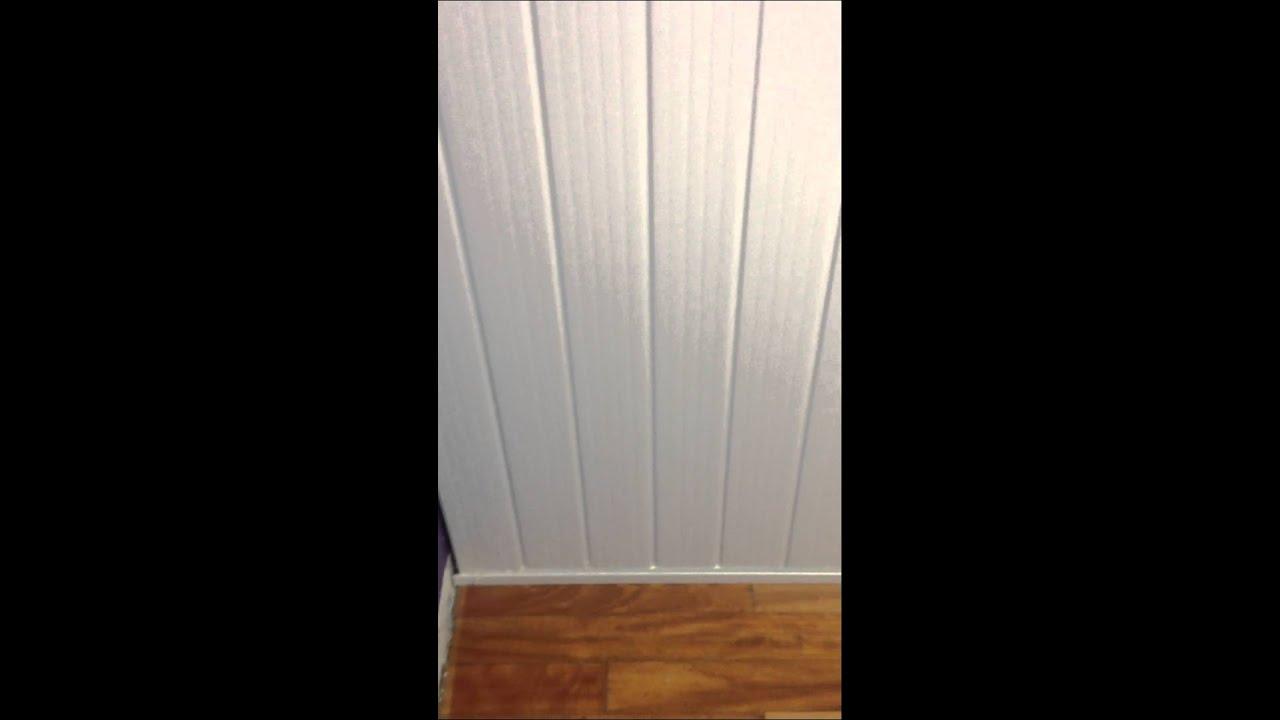 Extremamente Porta de closet com forro de PVC - YouTube GW34