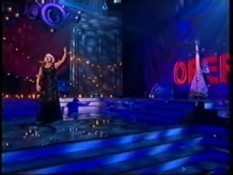 Popstar To Operastar Bernie Nolan 1st Performance (Show 1)