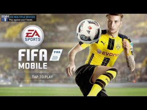 Παιχταρας ο  Vanger Love! (Fifa Mobile 2017)#3