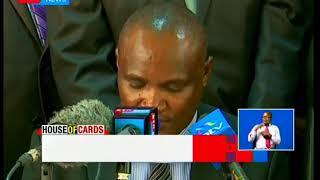 House of cards: Did Miguna saga affect Raila Odinga plans?