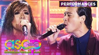 Angeline Quinto and Erik Santos join forces for a heartrending duet | ASAP Natin 'To