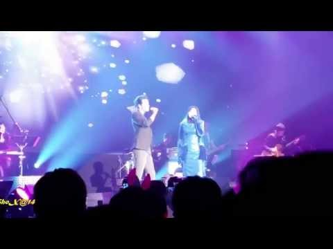 Shila Amzah 茜拉 5. Hao Jiu Bu Jian 好久不见 Love Concert Malaysia 13 Sept 14 Live