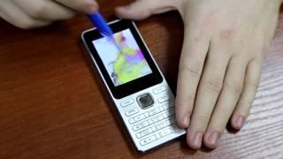 Обзор мобильного телефона Vertex D508