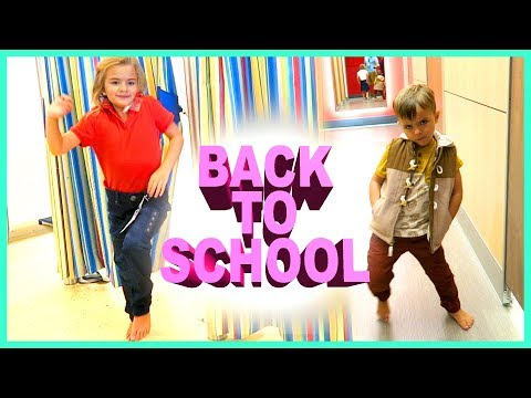 ADORABLE Back to School Fashion Show!