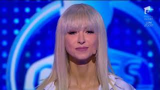 """Runda 3: """"Ghicește vârsta"""" Andreei Bălan. S-a născut în anul în care Dan Spătaru lansează piesa"""