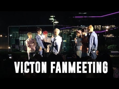 VICTON FANMEETING (THEY ALL REMEMBER ME!)