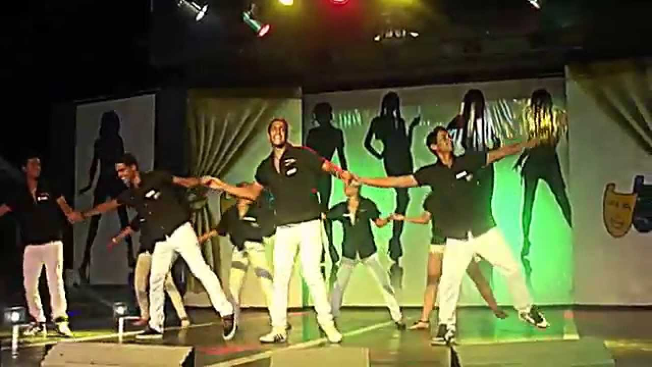 SULTAN GARDENS RESORT 2012.Club dance - YouTube