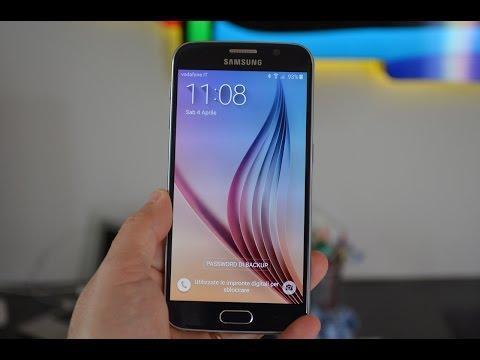 Samsung Galaxy S6 la recensione di HDblog.it
